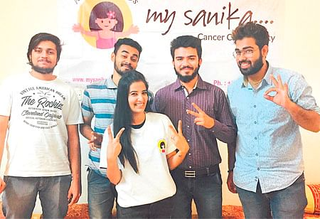 Indore: Celebrating 'No Shave November' for a noble cause