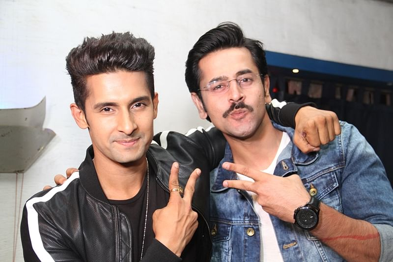 In Pictures: Ravi Dubey's birthday bash!