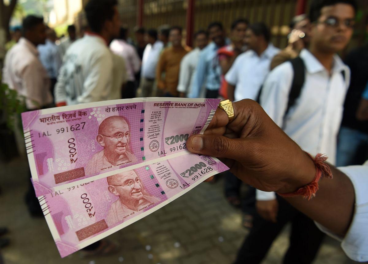 3-4 lakh cr of black money placed in banks post demonetisation