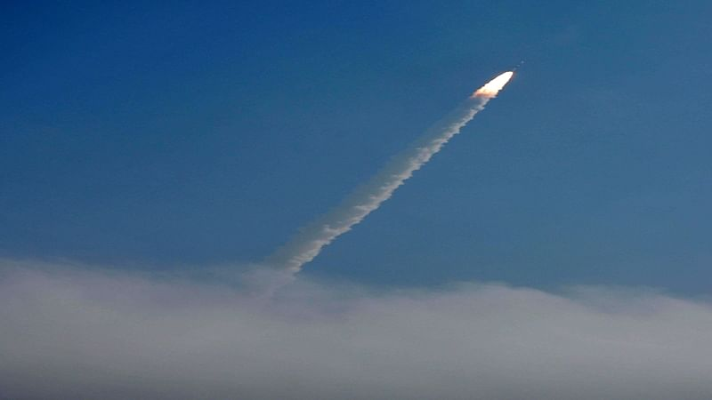 ISRO successfully launches PSLV-C36 rocket carrying remote sensing satellite