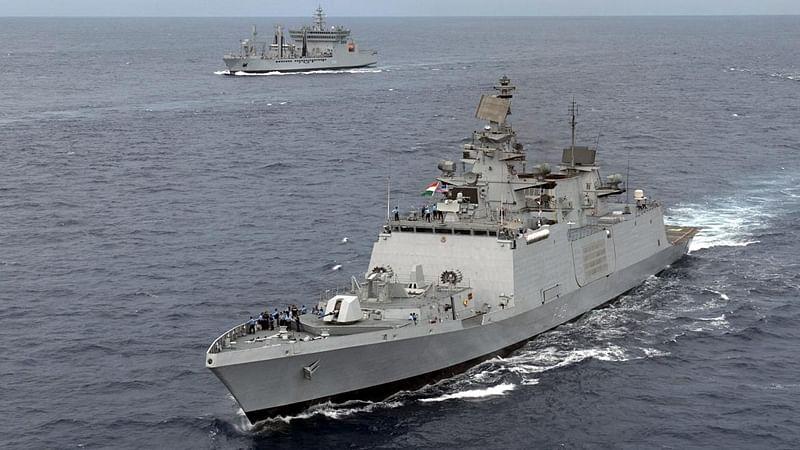 Navy looking at inducting 56 warships and submarines: Admiral Sunil Lanba