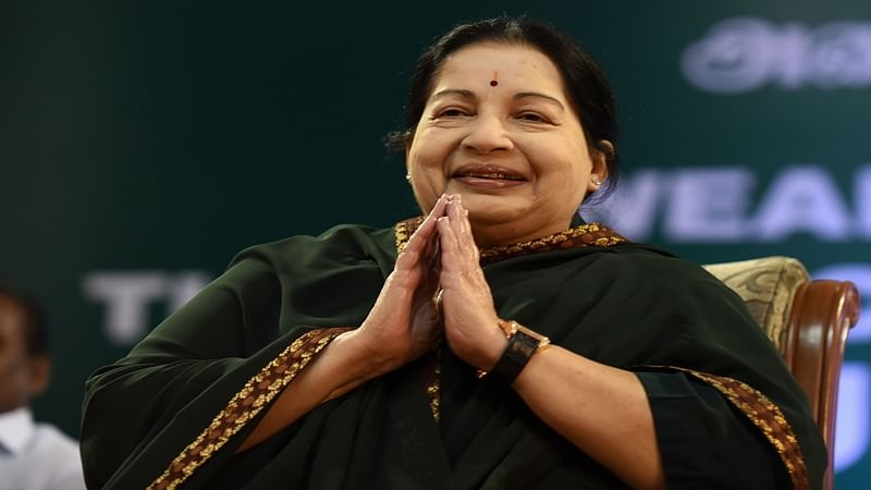AIADMK pitches for honouring Jayalalithaa with Bharat Ratna