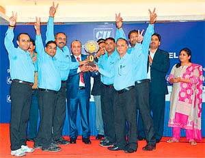 Indore: Fifth edition of state-level Kaizen competition held