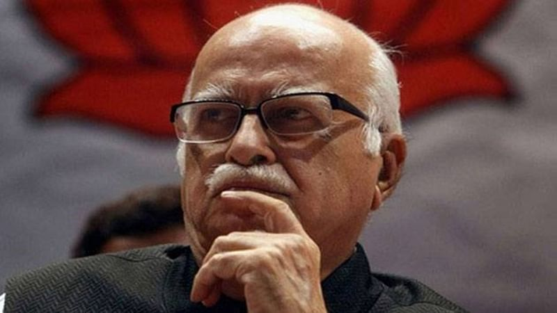 L K Advani is a Greek tragedy