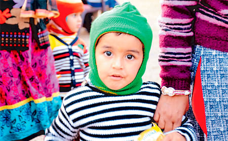 Ujjain: Northern winds pull down temp to 5.4 degree celsius