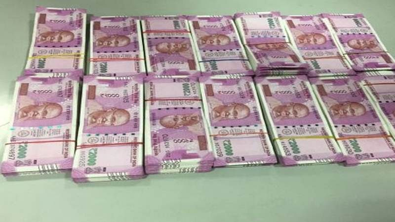 Polls: IT seizes Rs 16cr unaccounted cash