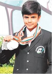 Bhopal: At 14, Pranay has won 66 medals in equestrian champs