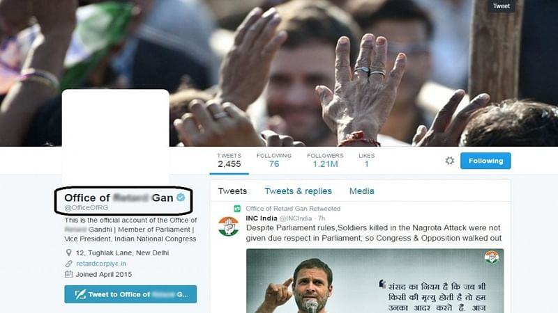 Post twitter hack: 10 most nasty comments from Rahul Gandhi and Congress accounts