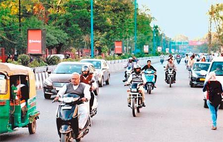 Indore: RNT Marg peaceful but fear lurks