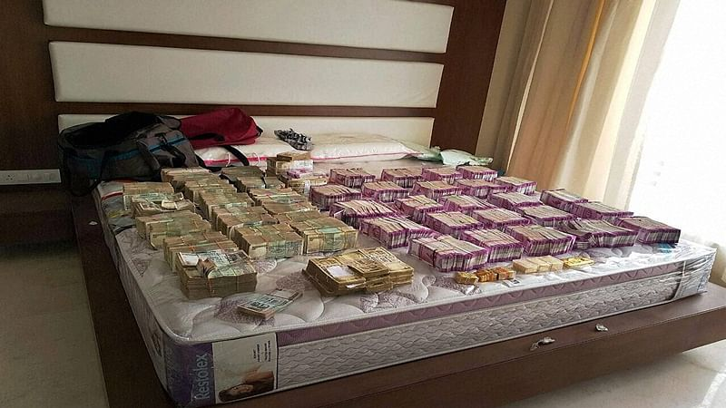 Over Rs 2 cr, 30 kg silver seized from engineer in Meerut