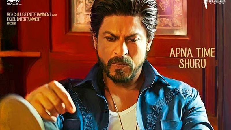 Shah Rukh Khan's Raees trailer is reminiscences of 70s, 80s era