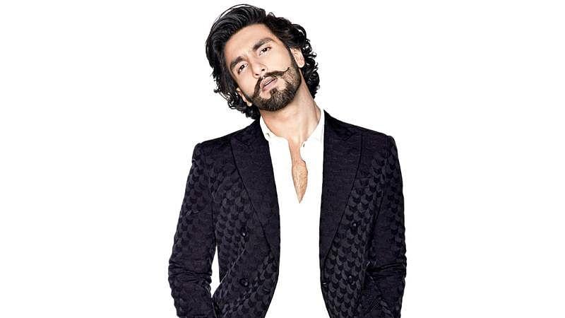 I love being looked upon as a sex symbol: Ranveer Singh