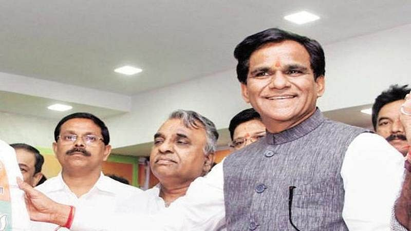 EC may act against state BJP president for 'Laxmi' remark