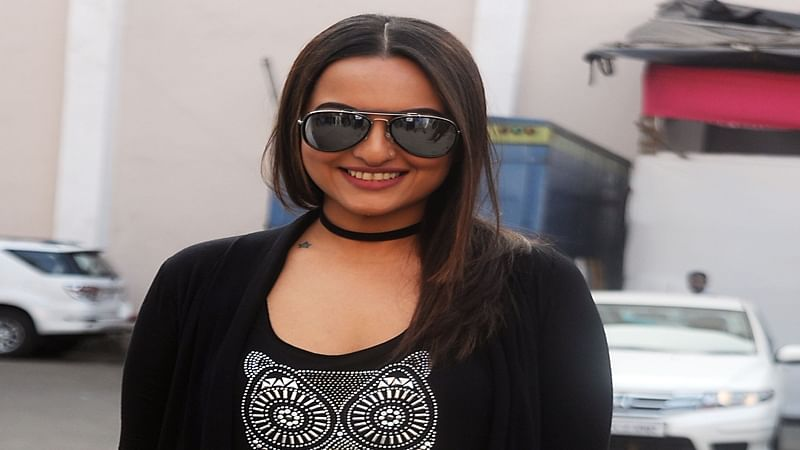 Working with top stars has shaped me as an actor, says Sonakshi