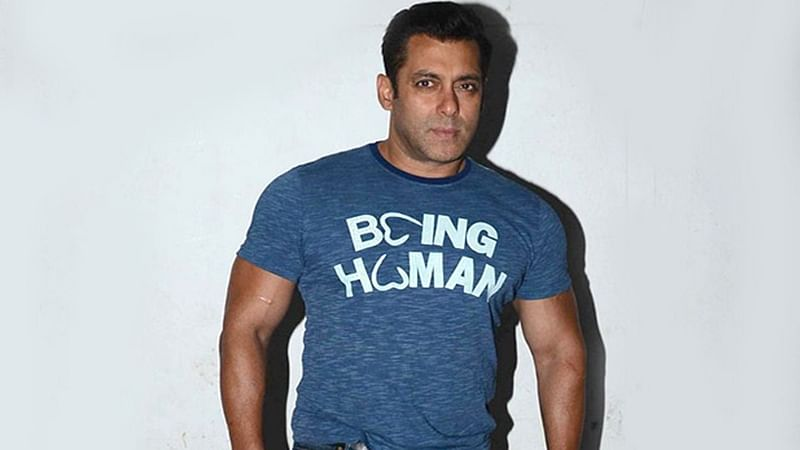 Can never write about my life, says Salman Khan