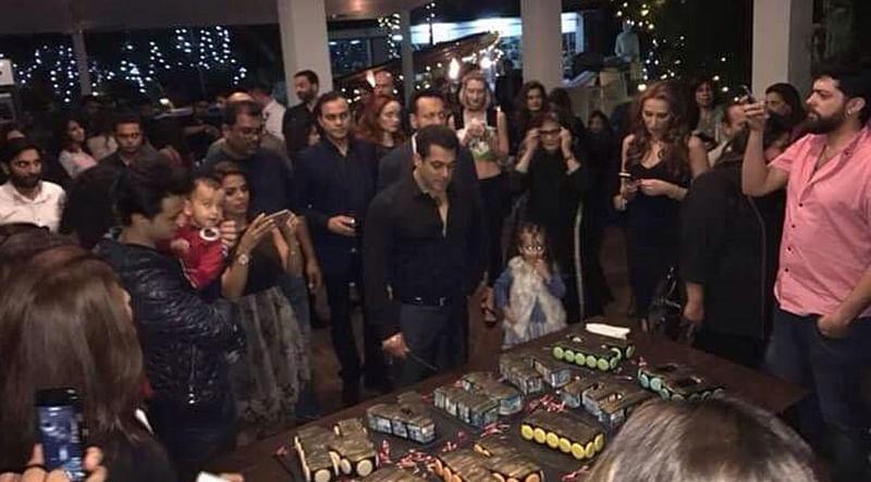 Happy Birthday Salman Khan, Panvel farm house party pics, celebs greetings