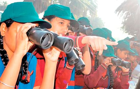 Bhopal: Science Museum holds bird watching camp