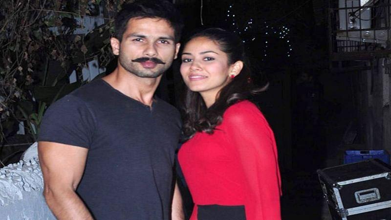 Mira Rajput calls hubby Shahid Kapoor a cradle-snatcher