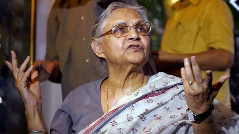 By this evening or by tomorrow official announcement will be made: Sheila Dikshit on Congress-AAP alliance