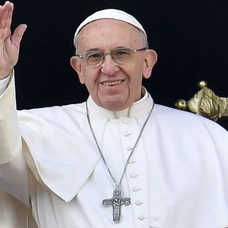 Pope Francis warns overeating is 'avenue of personal destruction'