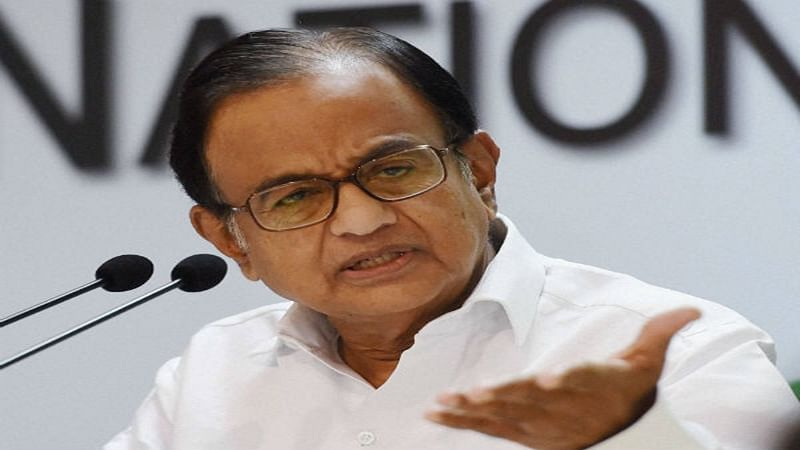 Demonetisation is worse than a natural calamity, says P Chidambaram