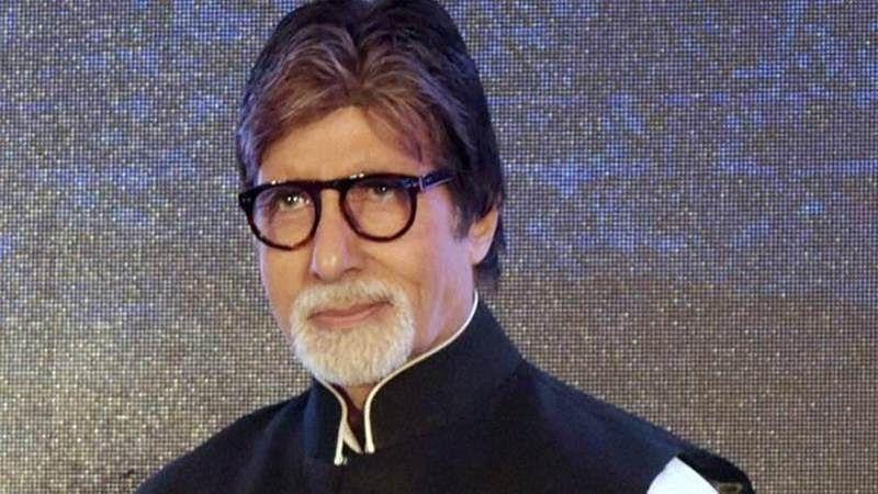 Big B 'Shahanshah of Bollywood' completes 48 yrs in film industry