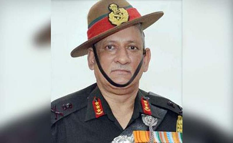 No shortage of arms for Army, claims General Bipin Rawat