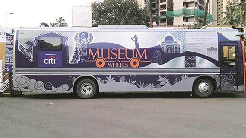 Mumbai: Museum on wheels, innovative way of learning in BMC schools
