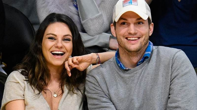 'You're cheating on me...': When Ashton Kutcher thought wife Mila Kunis was watching porn