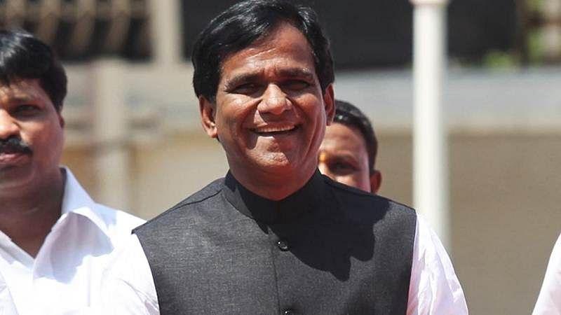 Union minister Raosaheb Danve