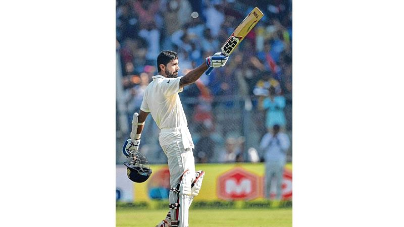 This hundred is special: Vijay