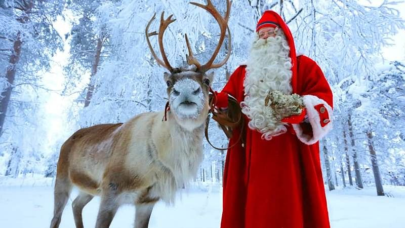 Santa's reindeers may have cooling effect on Earth