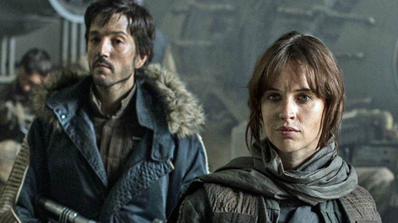 Rogue One: Star spangled spinoff