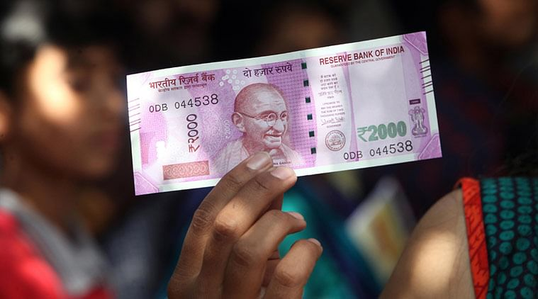 4 arrested for using photocopy of new Rs 2,000 notes