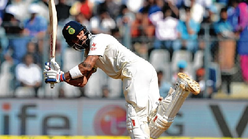 Anderson draws Kapil's ire Says Kohli can score in all conditions, including England