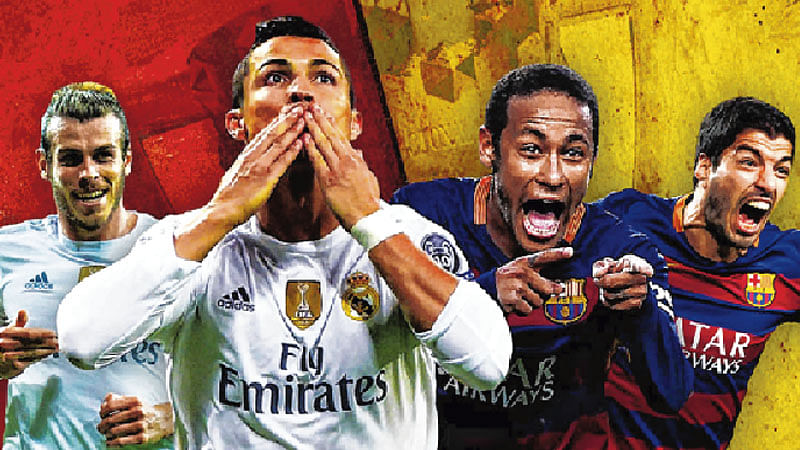 El Clasico: Moment of the year for La Liga