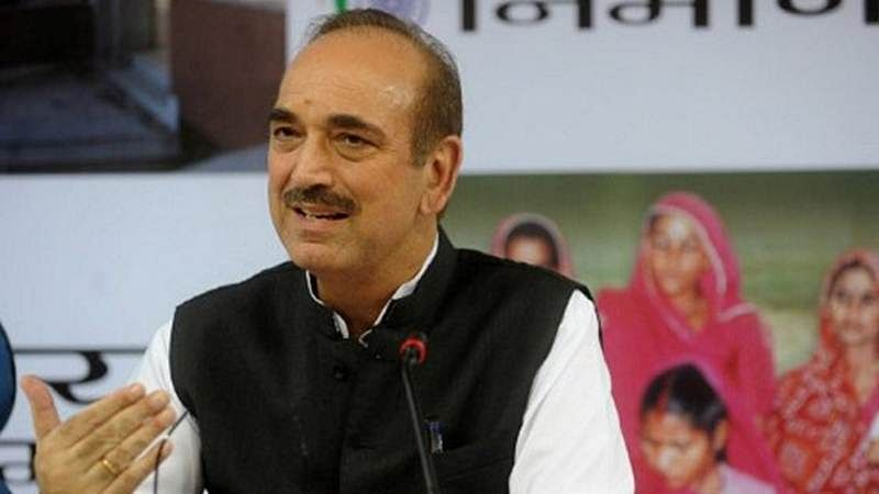 Ghulam Nabi Azad claims number of Hindu candidates inviting him for campaigning has reduced significantly