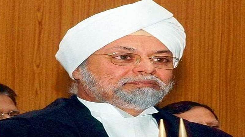 Justice JS Khehar to be 44th Chief Justice of India