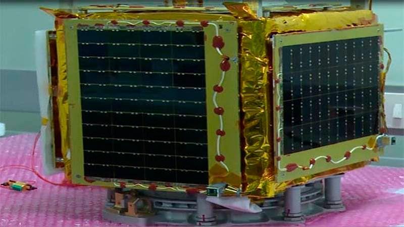 Mumbai: IIT-B's student satellite gives a signal of hope