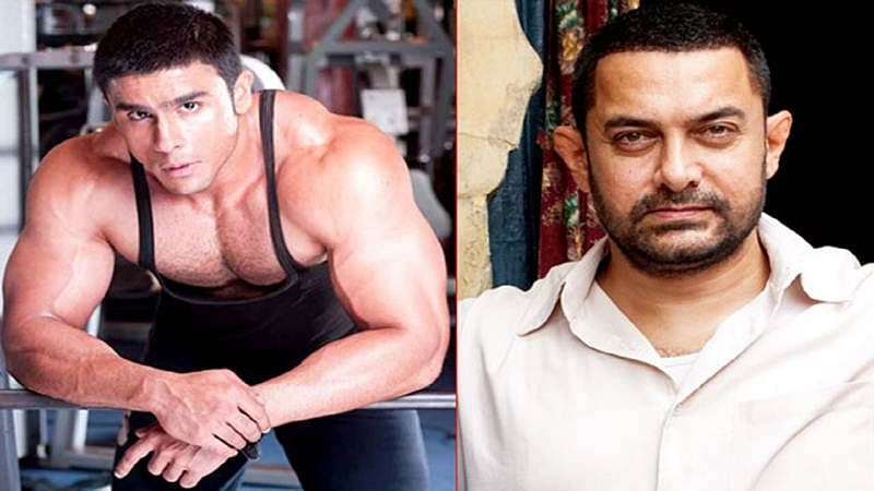 Aamir Khan has qualities of great athletes: Rahul Bhatt