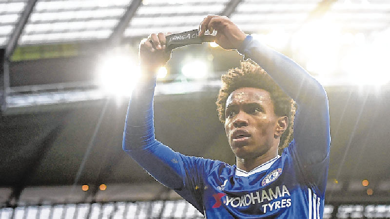 Out of the Blue : Chelsea come from behind, down Man City 3-1