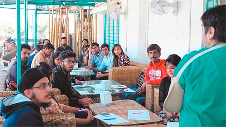 Indore: They talked about their struggle, success, passion & inspiration