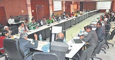 Ujjain: Local factors should be explored to curb anemia says Dr Pastor