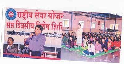 Ujjain: Students must be well aware of their fundamental rights says Judge BK Shrivastav