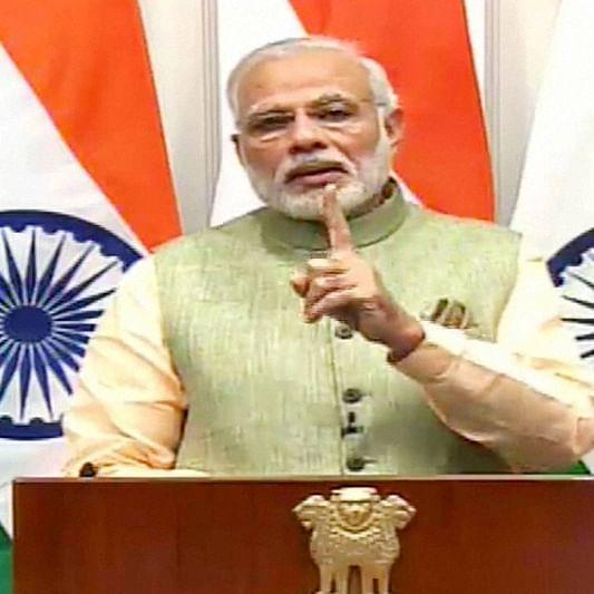 Prime Minister Narendra Modi to address nation at 8 pm