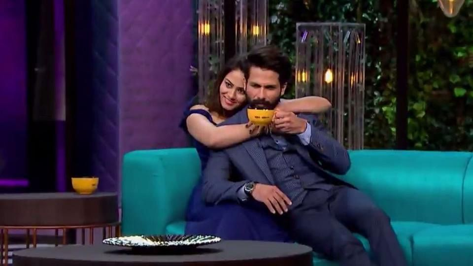Koffee with Karan: Mira reveals when she fell in love with hubby Shahid