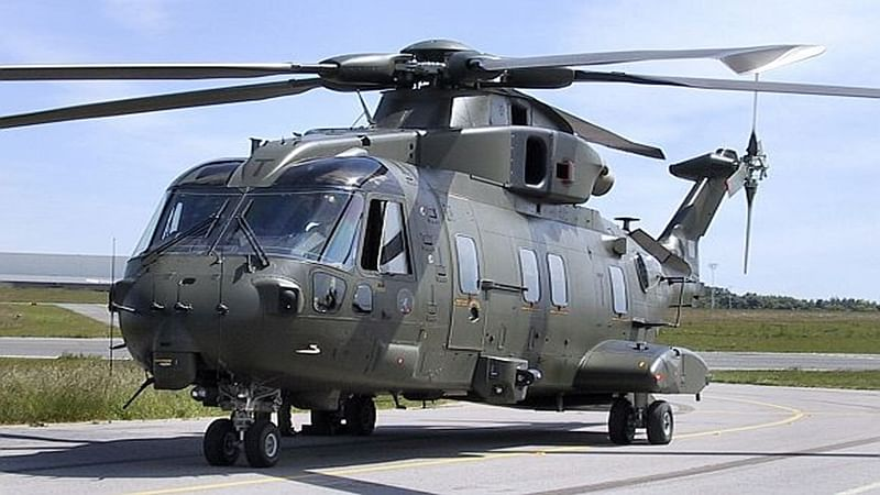 AgustaWestland scam: Co-accused Rajiv Saxena, lobbyist Deepak Talwar extradited to India