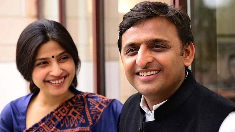 The love-story of Akhilesh and Dimple Yadav: A drama made for the movies