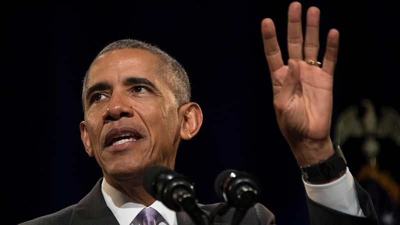 Obama's parting words: 'We're going to be OK'