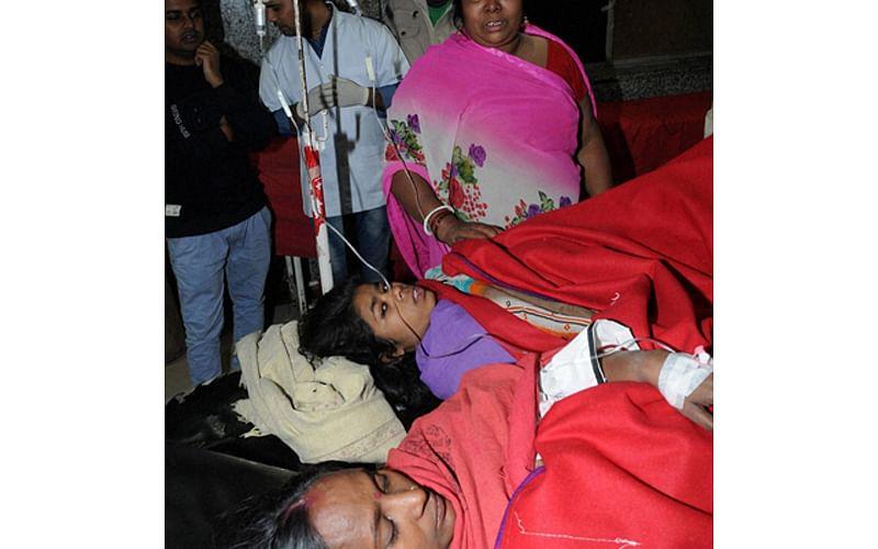 20 dead, many missing as boat sinks in Ganga